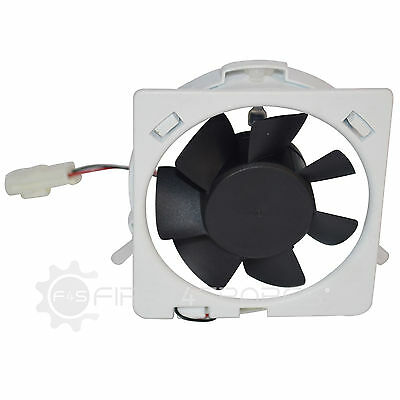 Genuine Fisher and Paykel Refrigerator Fan and Housing Assembly: 821183P