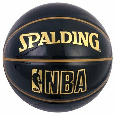 SPALDING basketball UNDERGLASS No. 7 ball black 74-486Z
