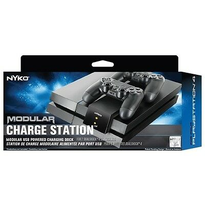 PlayStation 4 Nyko Modular Charge Station - Brand New