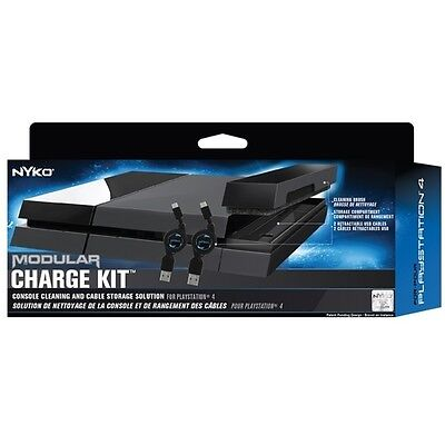 PlayStation 4 Nyko Modular Charge Kit - Brand New