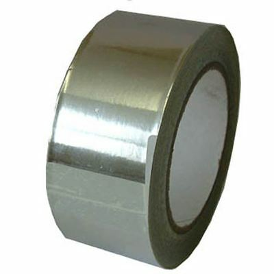 LMA Alloy Foil Tape 30 Micron Thick Self Adhesive 45 Metre Roll