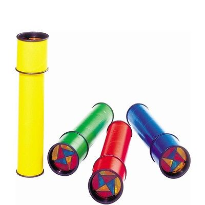 Coloured Kaleidoscope, Traditional Style, Turning Top