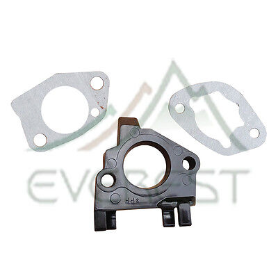 NEW CARBURETOR SPACER Insulator & Gaskets For Honda GX240
