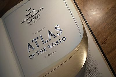 Royal Geographic Society Atlas of the World Copyright 1983   * Worldwide *