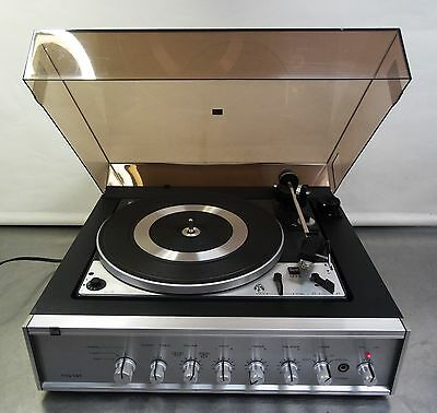 vintage hifi turntable record player Plattenspieler Dual HS141 1225