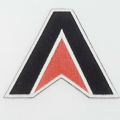 """CALL OF DUTY Atlas Corp Logo 3"""" Tall Embroidered Patch-USA Mailed(CDPA-09)"""