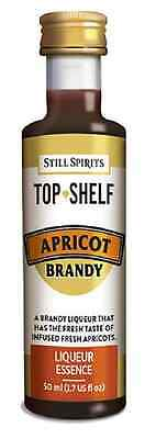 Still Spirits Top Shelf Liqueur Essences APRICOT BRANDY x1