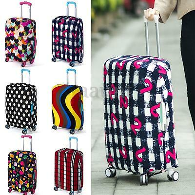 26-28'' Travel Luggage Suitcase Cover Protective Bag Dustproof Case Protector