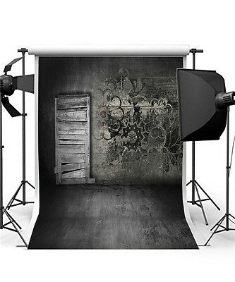 Retro Background Abstract Props Vinyl 5x7FT Vintage Photography Backdrops Studio
