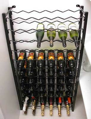 "Metal ""Primat"" Wine Storage Rack - 36 bottles per rack"