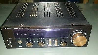 Dahsen Amplifer A-2020