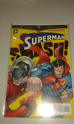 Superman Issue 20 New 52