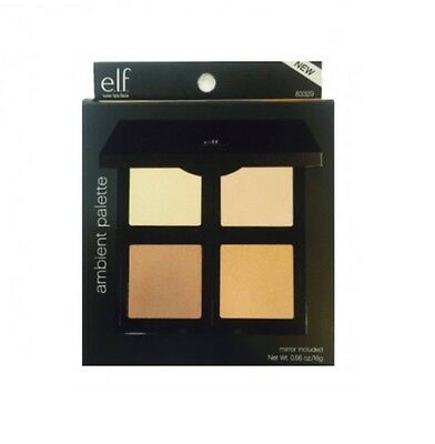 E.L.F Cosmetics Makeup Eyeslipsface 1 x Studio Palette - 4 Gorgeous Shades elf