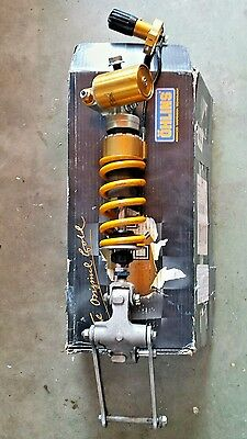08-10 Kawasaki Zx10R Zx10 Rear Ohlins Race Shock Tuned Suspension W Linkage