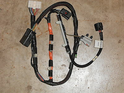 1999-2004 Jeep Grand Cherokee; Front Door Wiring