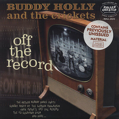 Buddy Holly & The Crickets - Off The Record - On Air Live Performances 10' - ...