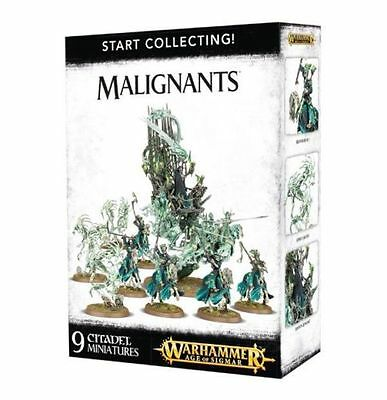 Warhammer Age Of Sigmar Start Collecting Malignants - Free SHIPPING