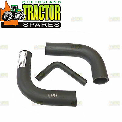 International A414, B414 etc. Radiator Hose Kit Without Stepped Top Hose