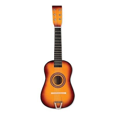 Small Acoustic Guitar - Great Gift for Kids = Assorted Colours. Shipping Include