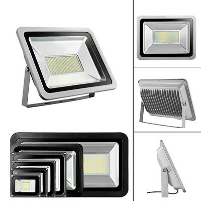 10W-500W LED SMD Flood Light Outdoor Garden Security Lamp Spotlight AC 220V-240V