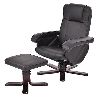 PU Leather Executive Chair Leisure
