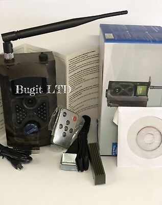 HC-500M outdoor IR sensor HD camera MMS hunting 2G 3G 4G Hunting Wild Spy Covert
