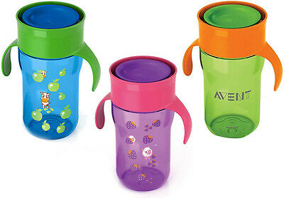 New Drinking Cup Philips Avent Scf784 For Toddler 340 Ml Spill Proof