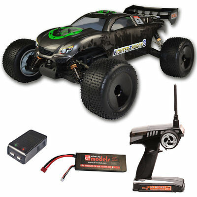 Fighter Truggy 3 4WD RTR ferngesteuertes RC Auto 1:10 - waterproof DF-Models