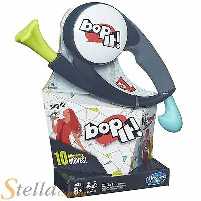 Hasbro Bop It Reaction Game With 10 New Moves - NEW 2016 Edition