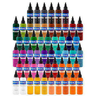 Intenze Tattoo Ink All Colours 1oz Choose Your Colours ADVANCED TATTOO INKS