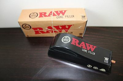 RAW Rolling Papers Loader~Shooter~Filler~ KING Size for Pre-Rolled Cones