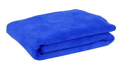Car Cleaning Supplies Car Wash Cloth Dust Removal Cloth  -Blue