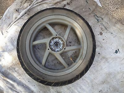 Piaggio NRG Power - Rear Wheel