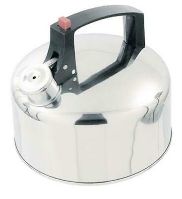 OUTBACK Stainless Steel Whistling Kettle 2.5 Litre or 3.5 Litre