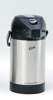 *NEW* Thermopro Wilbur Curtis 3 Liter Airpot Stainless Steel Interior/Exterior