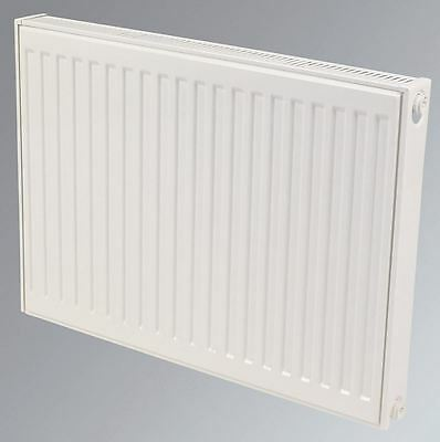 SQUARE Wall Panel Radiator Single Central Heating White High Capacity Radiators