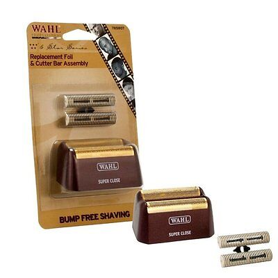 Wahl Replacement Foil and Cutter 5 Star Shaver Anti Alergic 7031-100
