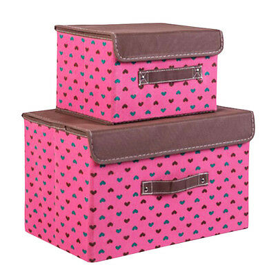 2 PCS Creative Toy Storage Dustproof Shoes Cloth Container-03