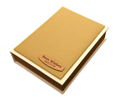 Exquisite Packaging/ Gift Boxes Christmas Gift Box Storage Boxes -Yellow