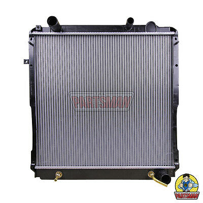 Radiator Toyota Coaster Bus HZB-50 11/02-8/06 1HZ 6Cyl Diesel *CLEARANCE PRICE*