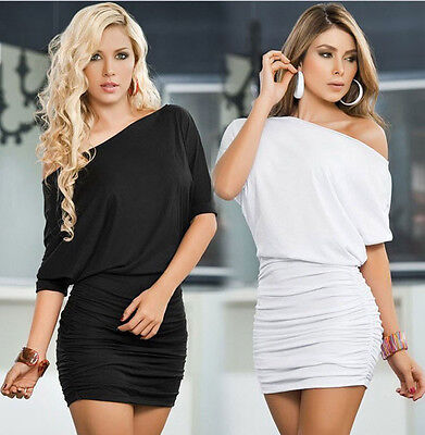 Boho Sexy Women Short Sleeve Bodycon Evening Cocktail Party Club Mini Dress