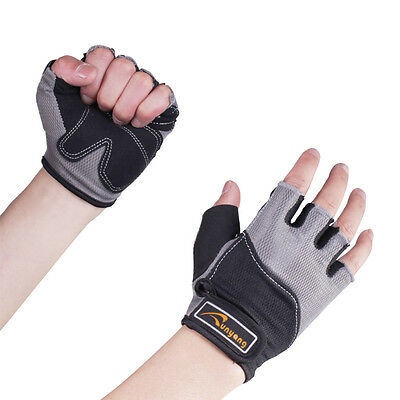 Lightweight Gym Gloves Weight Lifting Sports Cycling Fitness Training Protection