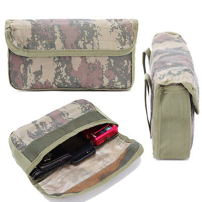 Outdoor Camo Waist Pack Fanny Bag Sports Military Travel Camping Hiking Bag