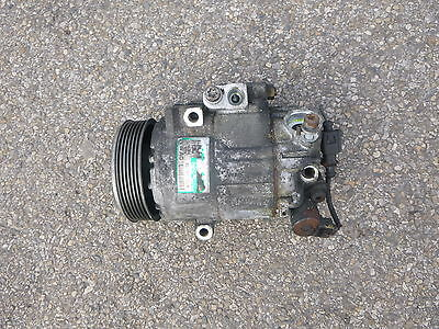 Vw Polo 9N 2004 1.4 Bky Air Conditioning A/c Compressor Pump 6Q0820803H