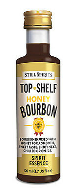 Still Spirits Top Shelf Spirit Essences HONEY BOURBON x1