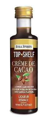 Still Spirits Top Shelf Liqueur Essences   CREME DE CACAO