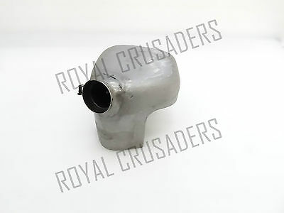 New Bsa M20 Oil Tank Raw Quality Product (Code 987)