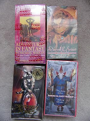 1 x Sealed box of Fantasy art Trading / Collector Cards
