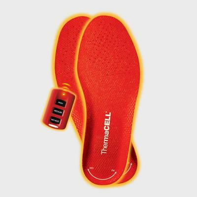 ThermaCELL Original Remote Controlled Battery Powered Heated Boot Warmer Insoles