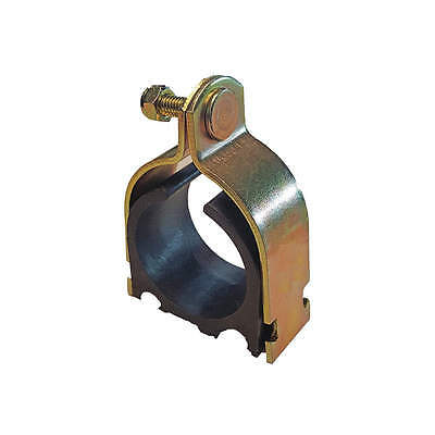 Super-Strut Channel Cushioned Clamp A716 ~ 3/8 Clamp, Gold  ~ Free Shipping